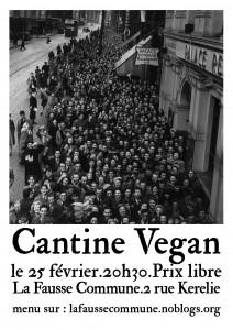 Cantine vegan